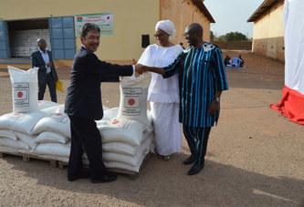 Burkina Faso: 4200 tonnes de riz seront vendus pour financer le PNDES