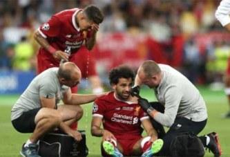 Egypte: 3 à 4 semaines d'absence, Salah pourrait dire adieu au mondial