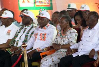 Côte d'Ivoire: Guillaume Soro, vedette du 4ème congrès extraordinaire du RDR
