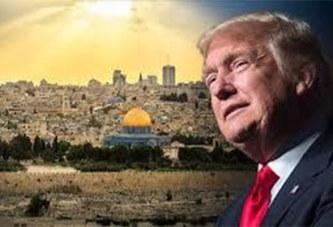 Inauguration de l'Ambassade Américaine à Jérusalem: Et si TRUMP allait plus loin…