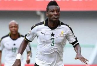 Ghana: Mondial 2018, Asamoah Gyan conteste le record attribué à Cristiano Ronaldo