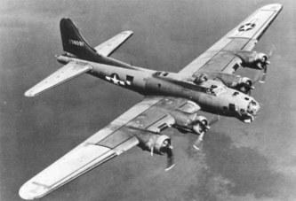 Un bombardier américain de la Seconde Guerre mondiale découvert en mer du Nord
