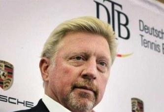 Le faux passeport diplomatique de Boris Becker
