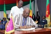 50 ans du CAMES : Déclaration de Ouagadougou