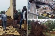 Batié : De la désolation après l'orage