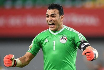 Mondial 2018 : Le gardien égyptien El Hadary va battre le record d'âge