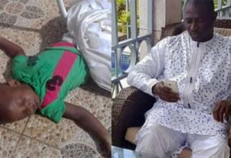 Côte d'Ivoire: L'autopsie du corps du petit Excel Konan révèle une mort par asphyxie, Djiré et son gardien mis aux arrêts