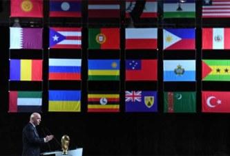 Coupe du monde 2026: Le trio Mexique-Canada-Etats-Unis l'emporte sur le Maroc et organisera le Mondial