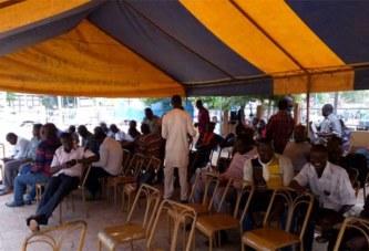 Infrastructures au Burkina: des agents en grève de 72 heures