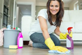 Faire le ménage permet de vivre plus longtemps d'après une étude