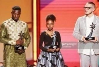Mamoudou Gassama reçoit un prix aux BET Awards