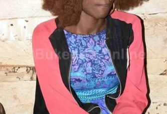 Ouganda: Un homme se déguise en femme pour escroquer des hommes (Photos)