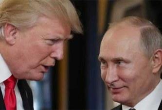 Trump rencontrera Poutine le 16 juillet à Helsinki