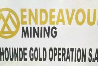 Recrutement à la mine de Houndé : 4 postes à pourvoir