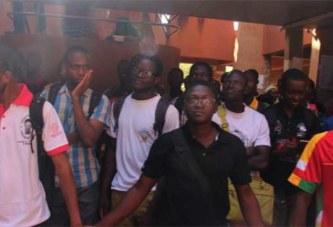 UFR /SDS: les étudiants en grève pour exiger la satisfaction de leur plateforme minimale
