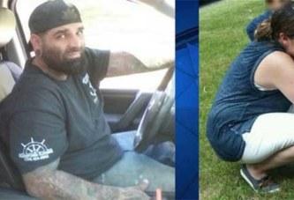 Il publie un selfie avec son fils de 2 ans et le cadavre de sa femme qu'il vient d'assassiner