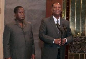 Bédié campe sur sa position, Ouattara va sanctionner