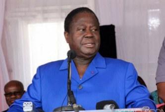 """Côte d'Ivoire : Bédié """"souhaite la libération de Gbagbo"""""""