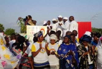 Politique: 708 militants démissionnent de 4 partis, dont le MPP et le NTD pour rejoindre le CDP
