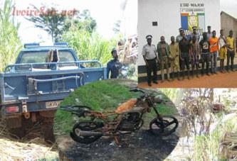 Côte d'Ivoire: Le commandant de l'escadron mobile gendarmerie de Korhogo tué par des orpailleurs clandestins