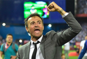 Luis Enrique nouveau sélectionneur de l'Espagne