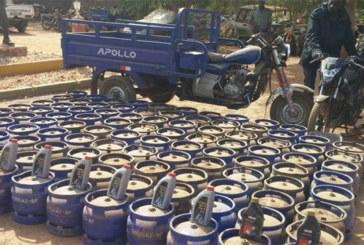 Augmentation illicite des prix du gaz butane au Burkina Faso : Les revendeurs concernés seront sanctionnés .