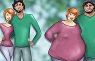 Les couples qui s'aiment vraiment ont tendance à grossir d'après une étude