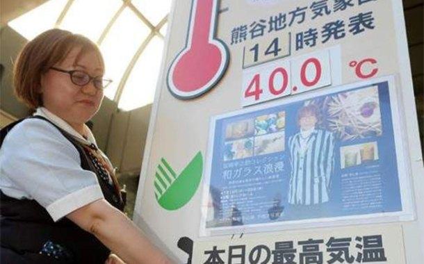 La chaleur extrême fait 65 morts au Japon