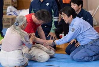 Japon: Le déluge a fait 179 morts