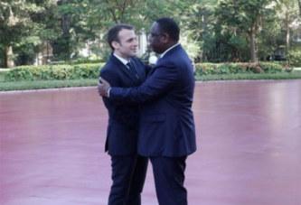 Sénégal-France: Le sale coup diplomatique de Macron à son «ami» Macky Sall