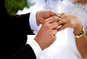 Etude: Les mariages les plus chers durent moins longtemps