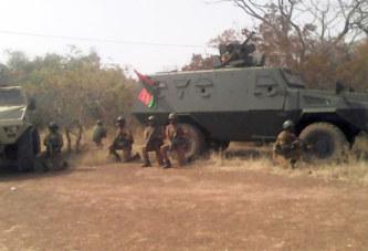 Mali: 1 mort et 6 blessés dans l'accident d'un véhicule du Bataillon Gondaal 3