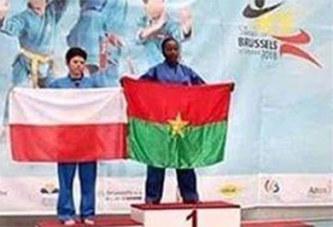 Viet Vo dao : Faouziatou Nikiema est la nouvelle championne du monde en combat