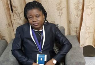 Ethiopie: Elue Déléguée CSBE de la juridiction d'Addis Ababa, Nanga Agathedévoile son programme