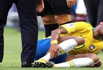 Brésil-Mexique: Neymar est « une honte pour le football »