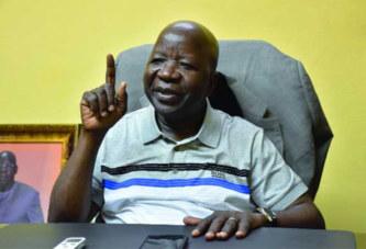 Simon Compaoré : «Les Burkinabè de Côte d'Ivoire ne sont pas destinés à l'opposition»