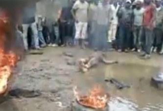 Cameroun – Douala : deux voleurs de moto ont été brûlés