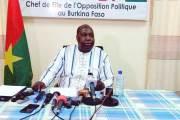 Conférence de presse du CFOP : « l'incompétence est la vertu la plus récompensée au Burkina », dixit Zephirin Diabré