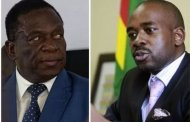 Zimbabwe : L'écart se resserre entre Mnangagwa et Chamisa