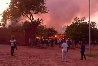 Kongoussi : le CMA en feu !