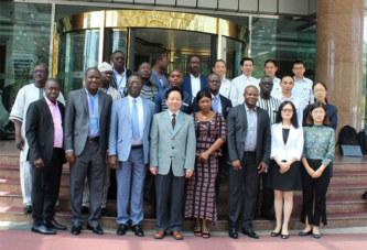 Développement agricole:Des experts burkinabè à l'école chinoise