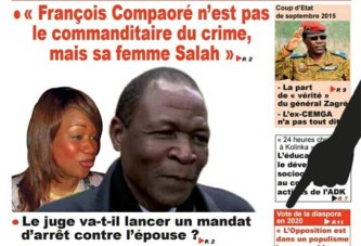 Exclusif – A lire dans le Journal «Le Dossier»: François Compaoré n'est pas le commanditaire de l'assassinant de Norbert Zongo mais …