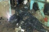 Ouagadougou : un magasin prend feu au marché