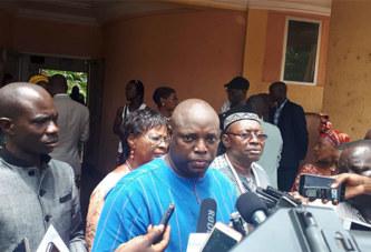 CSC : « La priorité sera de ramener d'abord la sérénité au sein de la maison »(Mathias Tankoano, nouveau président du CSC)
