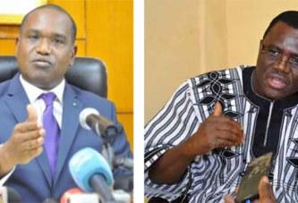 Code électoral : encore 2 ministres, deux versions. Les incohérences d'Alpha Barry
