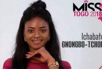 Togo: Ichabatou Gnongbo-Tchoro couronnée Miss Togo 2018