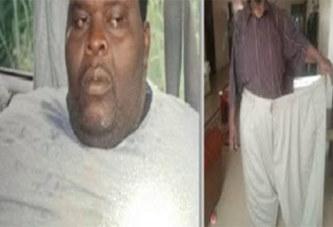 Arrêté après avoir vanté qu'il a perdu 280 kilos sur «régime à base de viande uniquement humaine»