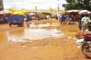 Dégradation de voies à Bobo : «Le gouvernement nous a oubliés», s'alarment des usagers