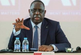 """Sénégal/Macky Sall: """"Depuis que je suis président, je ne me couche jamais avant 2 ou 3 heures du matin parce que…"""""""