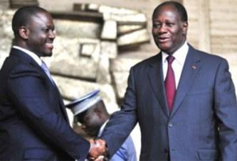 Amnistie de 800 détenus : Guillaume Soro remercie Ouattara